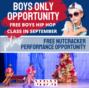 BOY ONLY OPPORTUNITY