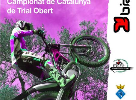 """TRIAL CAMPIONAT DE CATALUNYA """"OPEN"""""""