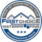 FIRST CHOICE WATERROOFING