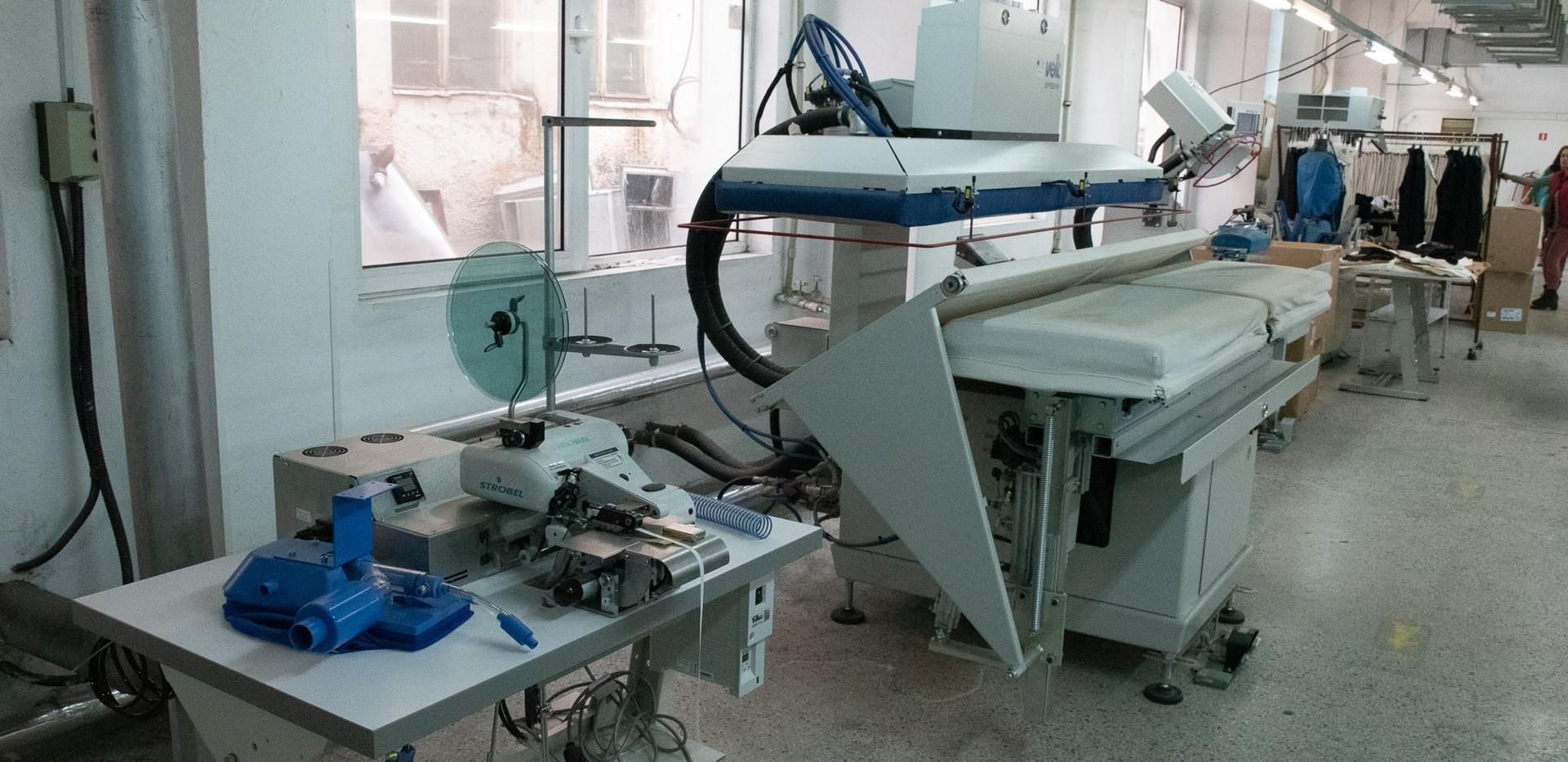 Veit and Stroebel machines