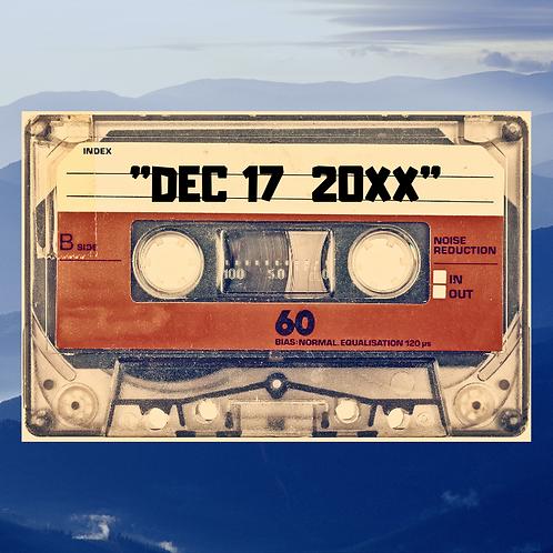Dec 17 20XX