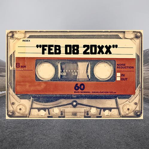 Feb 08 20XX