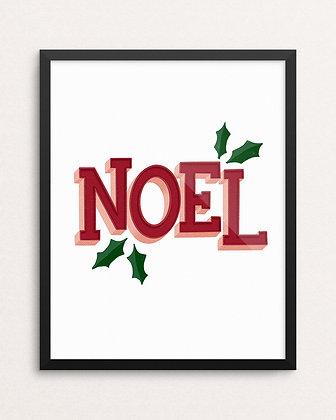 NOEL // Art Print