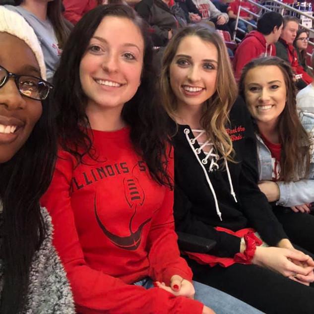 Basketball Sisterhood