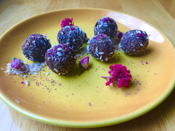 Bounty Superfood Truffles
