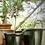 Thumbnail: Lacepot Green 19 x 19cm