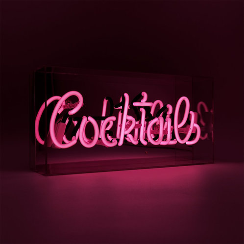Neon Light - Cocktails