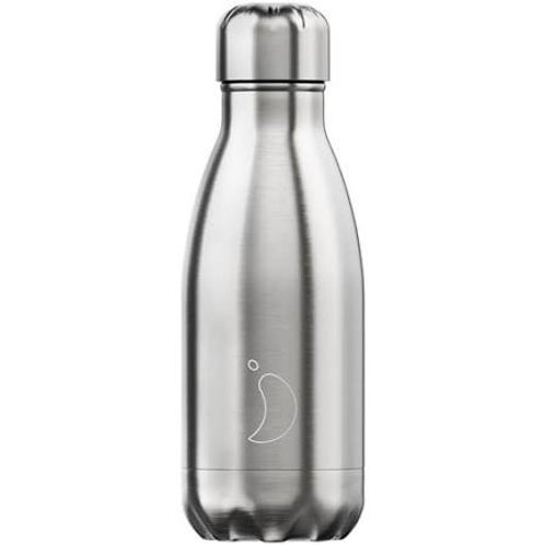 Chilly's Stainless Steel Water Bottle 260ml
