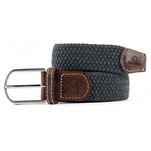 Elastic Woven Belt - Flannel Grey