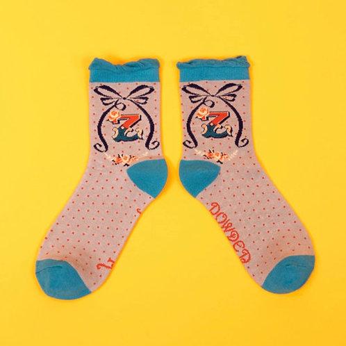 Monogram Socks - Z