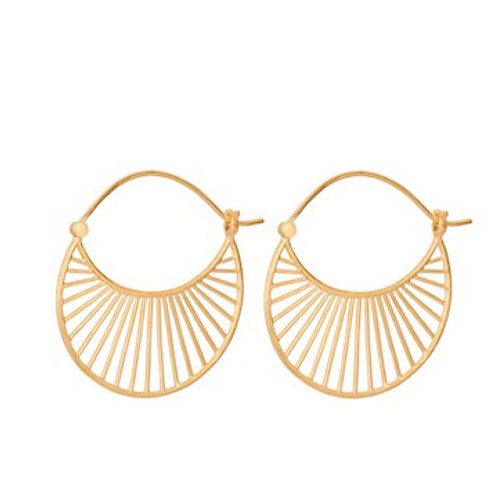 Daylight Earrings Large