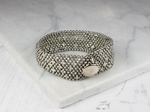 Narrow Cuff Silver