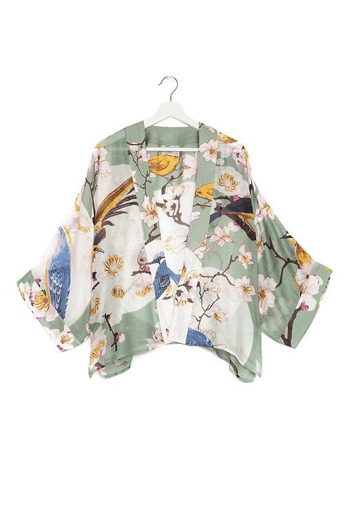 Blossom Bird Kimono