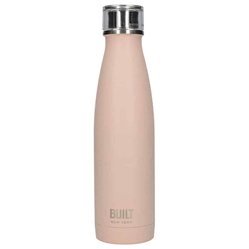 Built Stainless Steel Water Bottle - Pale Pink