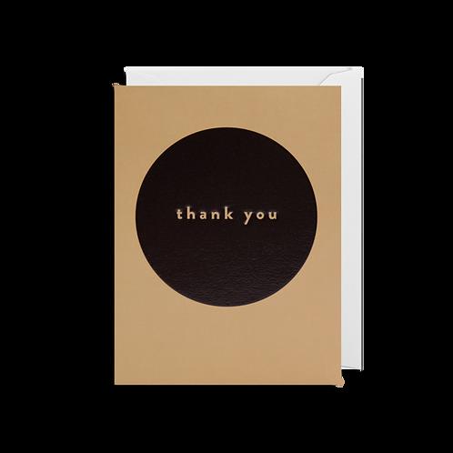 Thank You - Mini Card