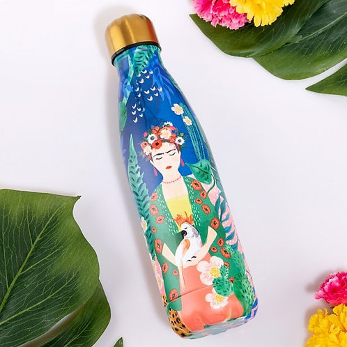 Frida Kahlo Water Bottle