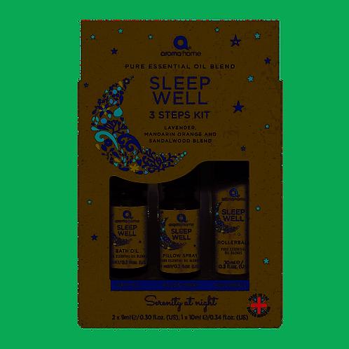 Sleep Well 3 Steps Kit