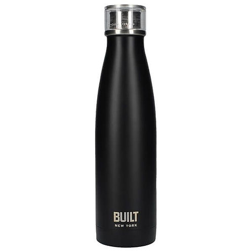 Built Stainless Steel Water Bottle - Black