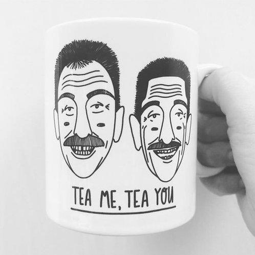 Tea Me, Tea You Mug