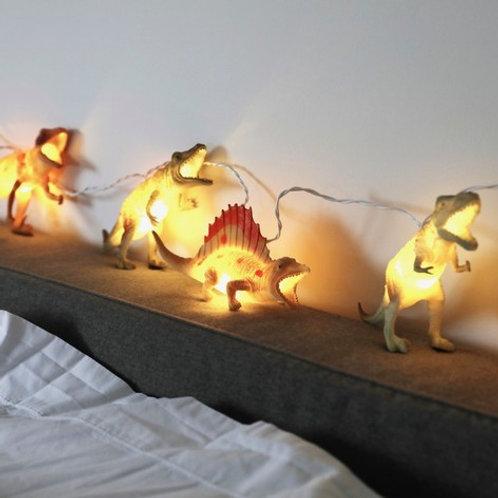 String Lights - Dinosaurs