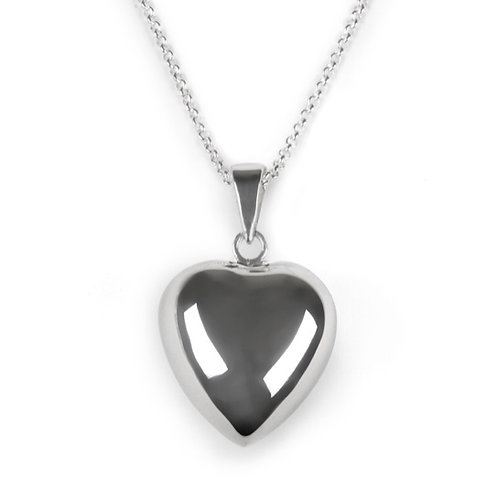 Chime Heart Necklace