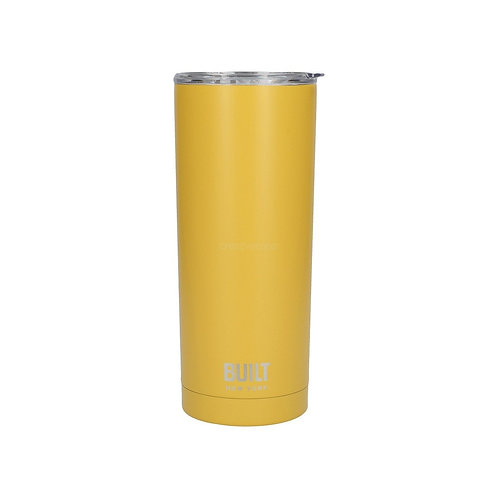 Built Stainless Steel Tumbler - Mustard