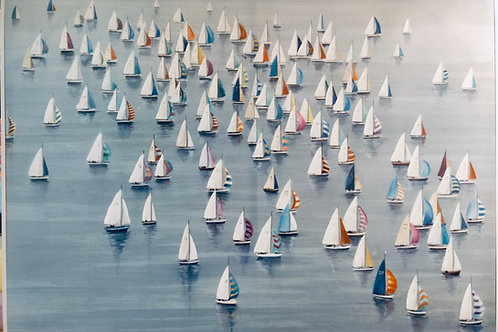 Fastnet Canvas Art
