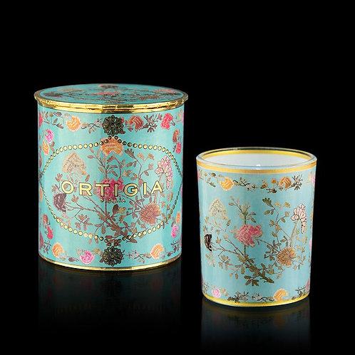 Ortigia Decorated Candle 150g - Florio