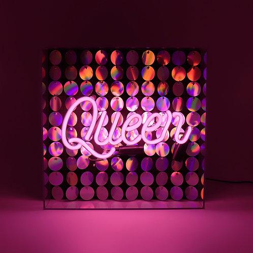 Neon Light - Queen