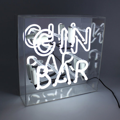 Neon Light - Gin Bar