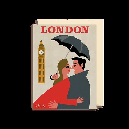 London - Mini Card