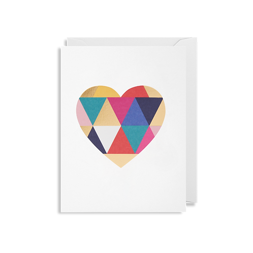 Heart - Mini Card