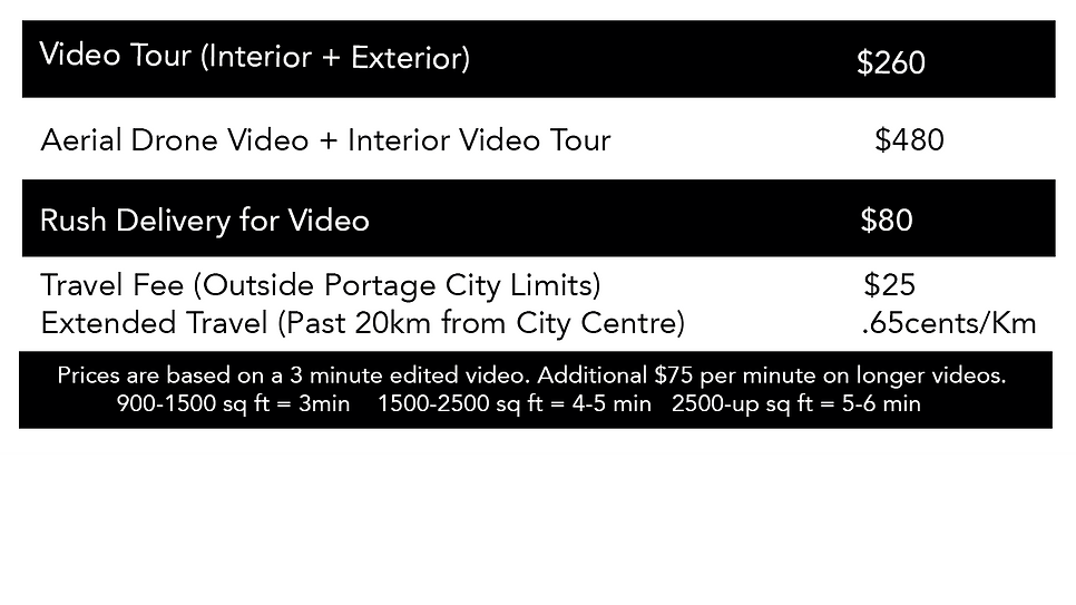 MArula Video Price list 2020.png