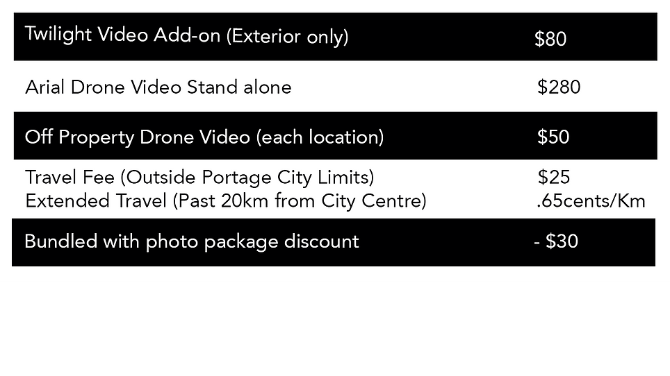 MArula Video add ons Price list 2020.png