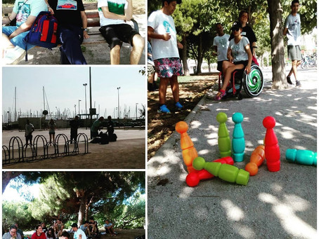 22/09/2019 Parc de Ribes Roges (Sant Joan, Actua!)