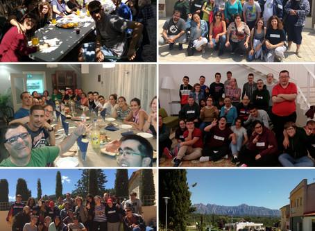 Cap de setmana rural i 7è aniversari Vilanova Actua (Setmana del 18 de maig)