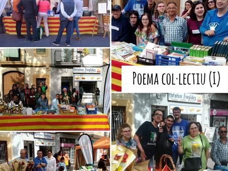 Poema col·lectiu I – Sant Jordi (Setmana del 14 d'abril)