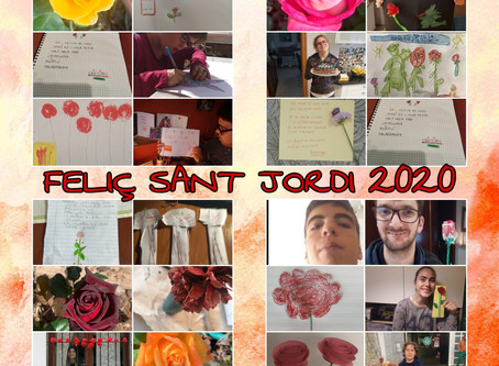 Roses per a TOTHOM – Feliç dia de Sant Jordi! (23 abril)