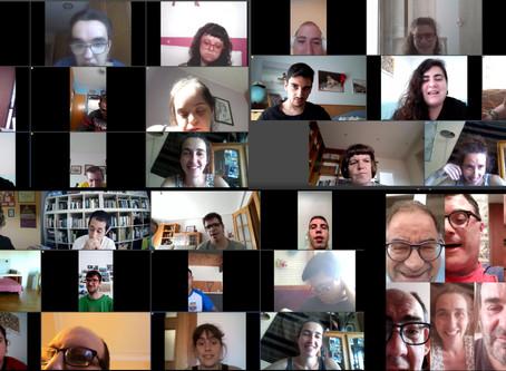 Més trobades virtuals (Setmana de l'1 de juny)