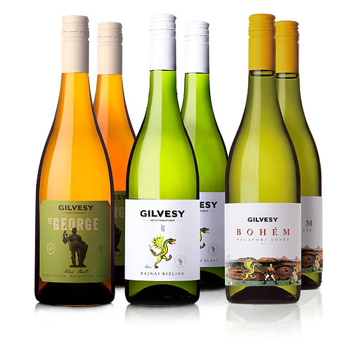 Spring on Mount Saint George - 6 bottles