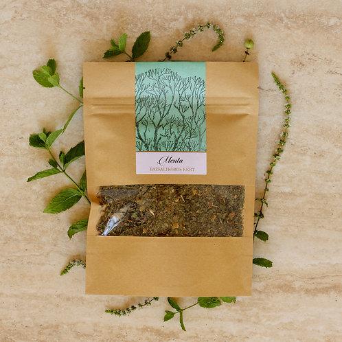Mint tea 50 g / in a paper bag