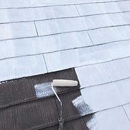カラーベスト屋根塗装の施工の流れ(下塗り)