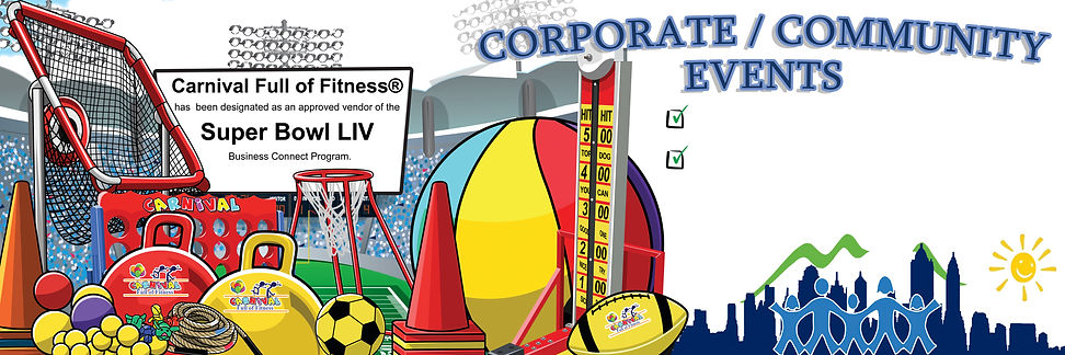 Corporate Community Event Package Avalib