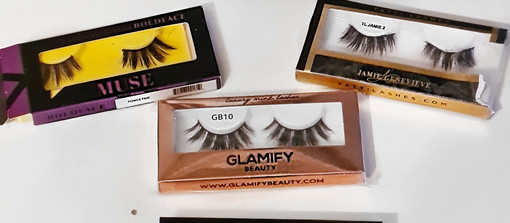That Vain Gal | My Top 5 Pairs Of Lashes!