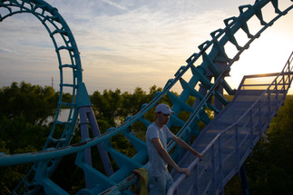 Top of The Coaster