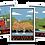Thumbnail: Set of all 3 Postcards