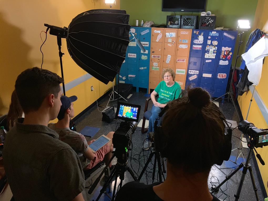 Main Interviews
