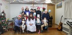 20181215 子どもクリスマス祝会1