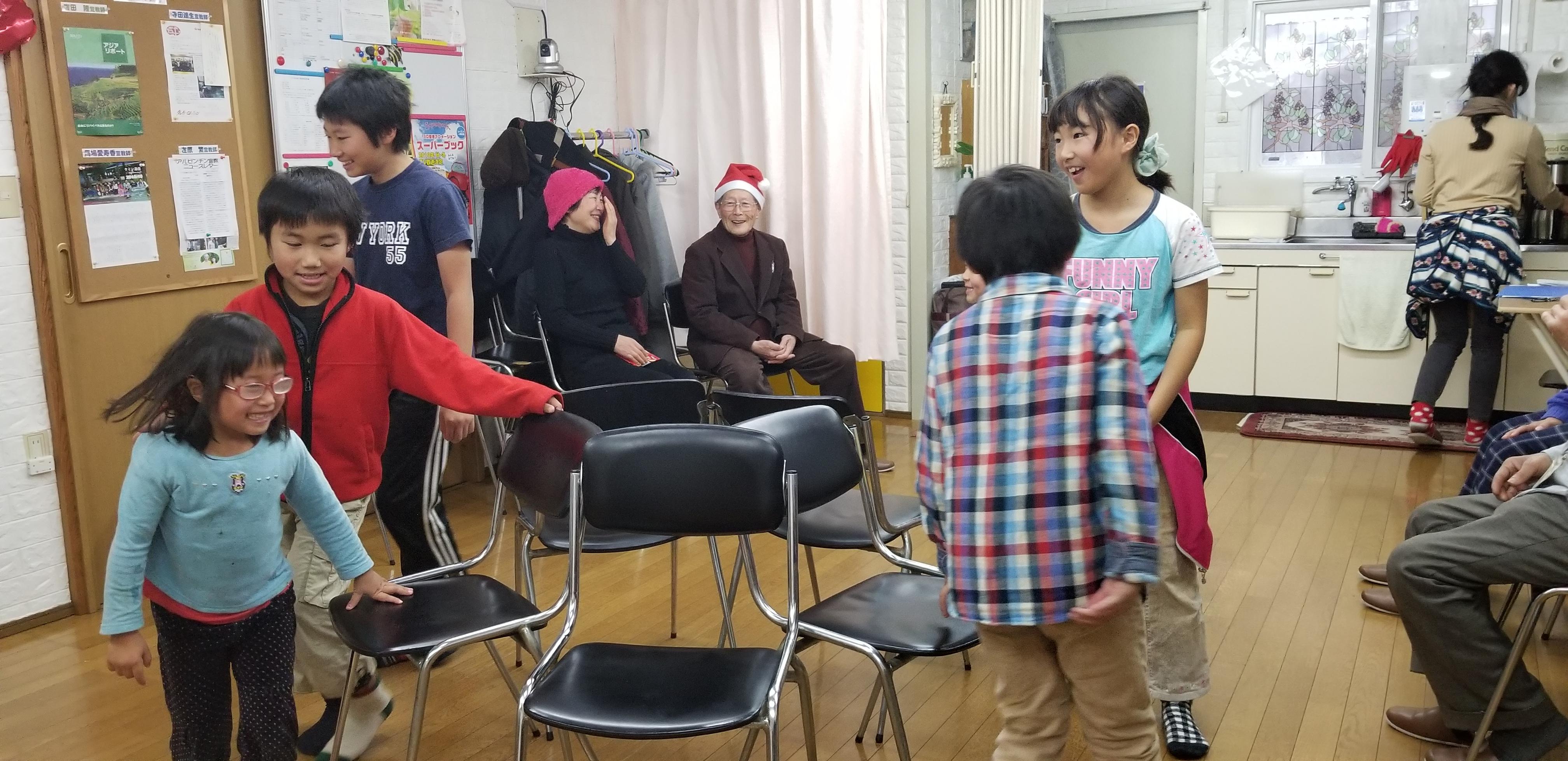20181215 子どもクリスマス祝会3