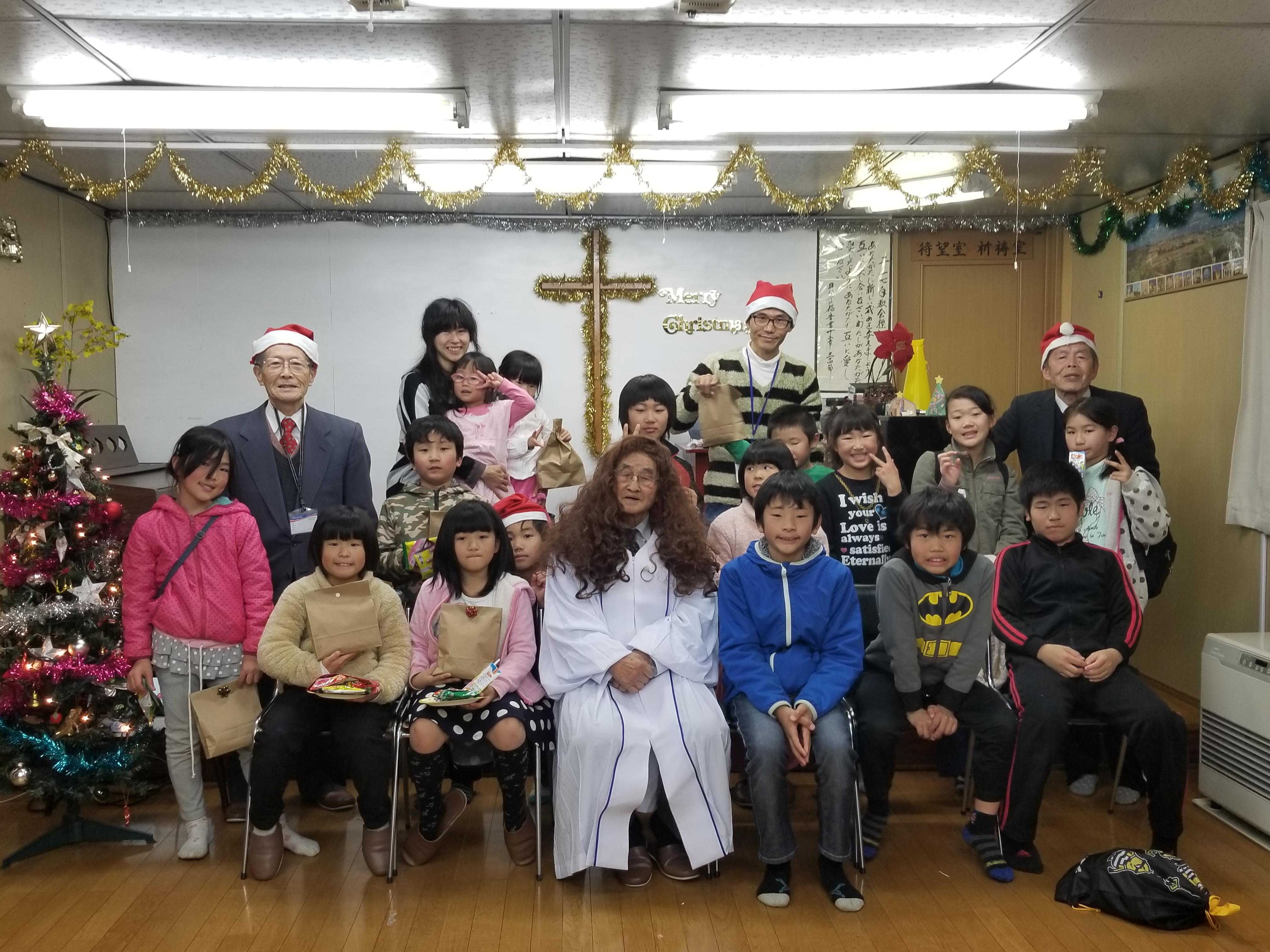 20171224 子供クリスマス会1